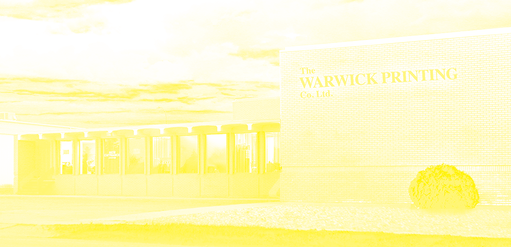 Warwick Printing Building - Yellow